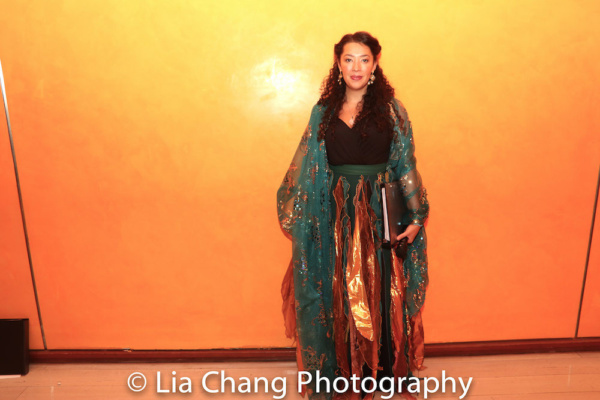 Backstage: Laura Yen Solito (Cinderella's Mother) Photo