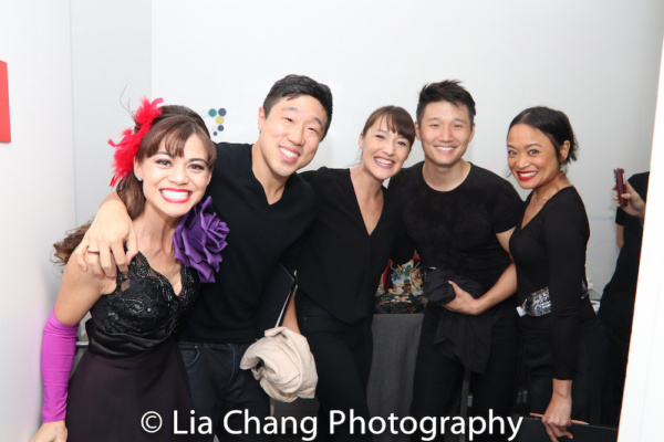 Kimbirdlee Fadner, Raymond J. Lee, Katie Marie Murray, Daniel Johnson, Rona Figueroa Photo