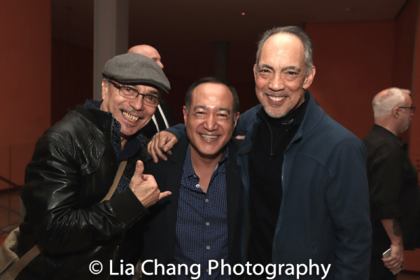 Raul Aranas, Alan Muraoka, Thom Sesma Photo
