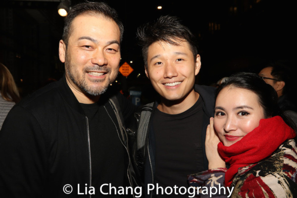 David Shih, Daniel J. Edwards, Xiaoqing Zhang Photo