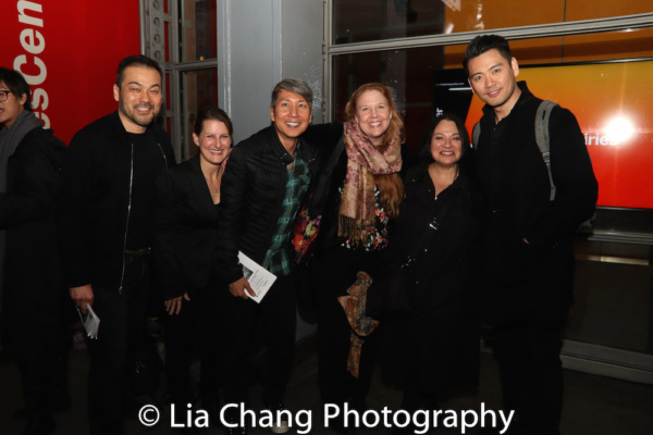 David Shih Kirsten Lee Rosenfeld, Jason Ma, Cara Reichel, Julie Miller and Karl Josef Photo