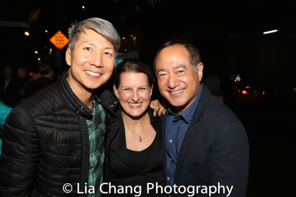 Jason Ma, Kirsten Lee Rosenfeld and Alan Muraoka