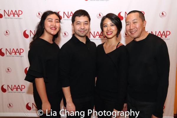 Wood Dwellers: Layla Yu, Alex Lawrence, Shan Y. Chuang and David Eng Photo