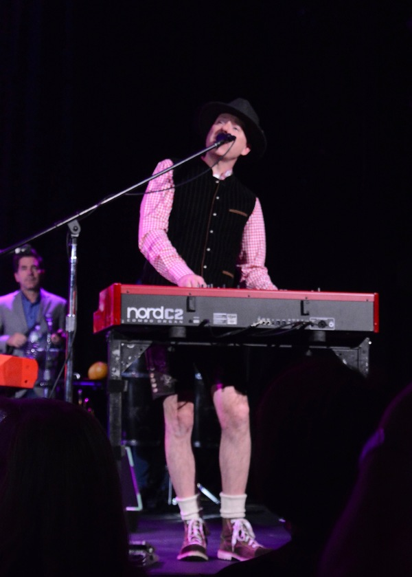 Photo Coverage: THE MAVERICKS Play Tarrytown Music Hall