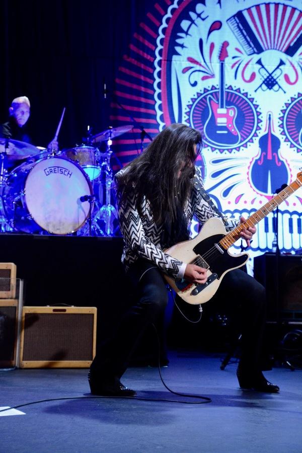 Paul Deakin and Eddie Perez Photo