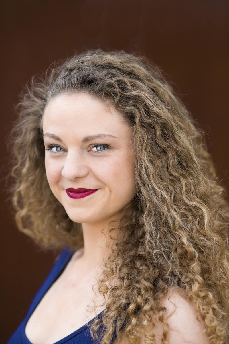 Collegiate Theatrics: Belmont University's MAGGIE HUTCHISON