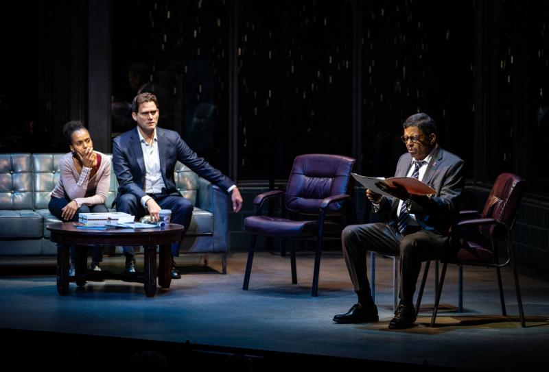 AMERICAN SON Concludes Limited Broadway Run Today!