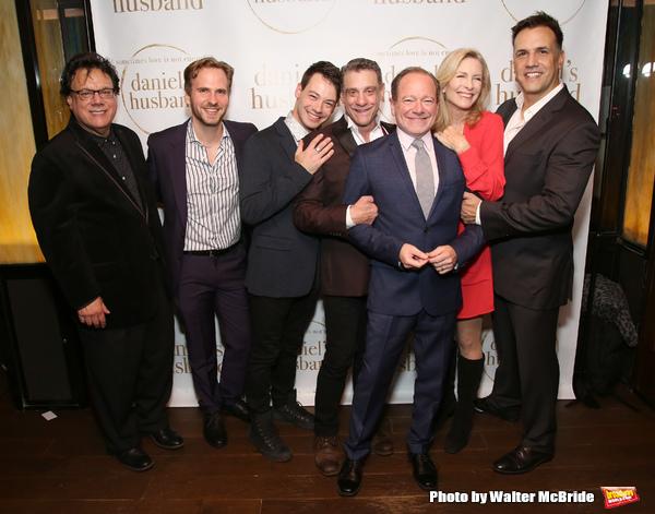Joe Brancato, Ryan Spahn, Leland Wheeler, Lou Liberatore, Michael McKeever, Anna Holbrook and Matthew Montelongo