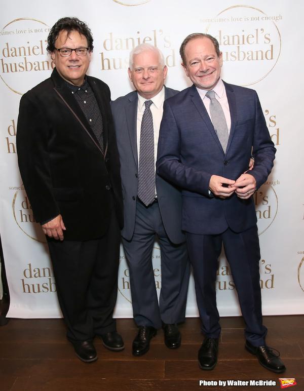 Joe Brancato, Ted Snowdon and Michael McKeever