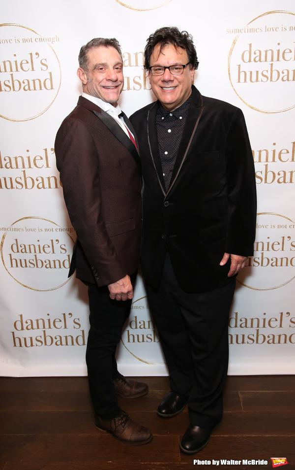 Lou Liberatore and Joe Brancato