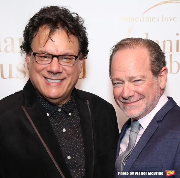Joe Brancato and Michael McKeever
