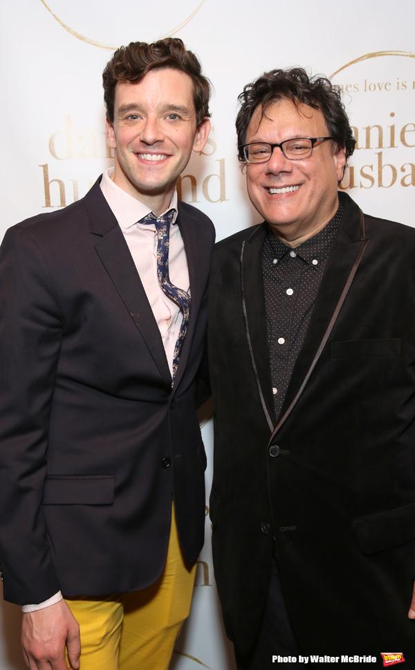 Michael Urie and Joe Brancato