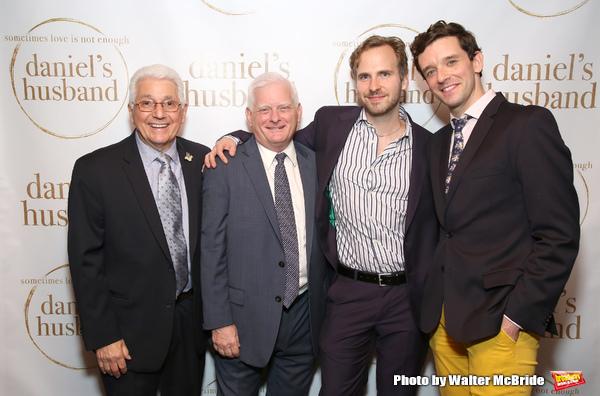 Duffy Violante, Ted Snowdon, Ryan Spahn and Michael Urie