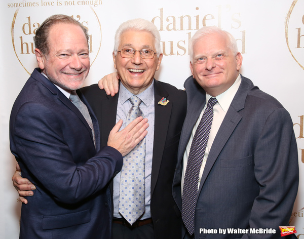 Michael McKeever, Duffy Violante and Ted Snowdon