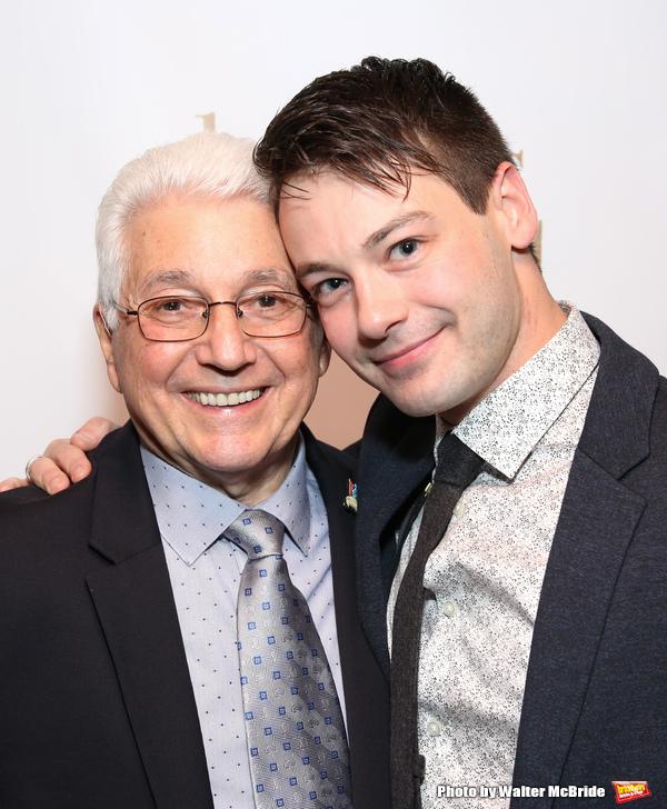 Duffy Violante and Leland Wheeler  Photo