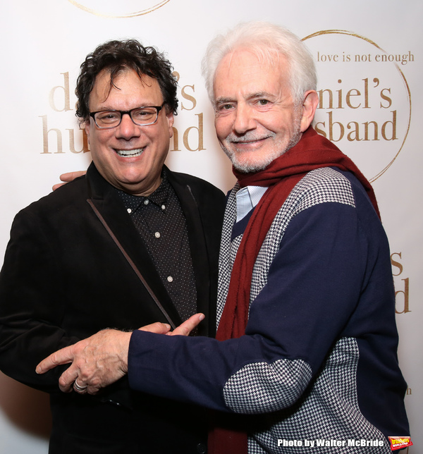 Joe Brancato and Richard Kline