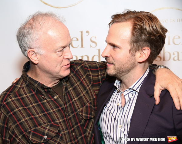 Reed Birney and Ryan Spahn