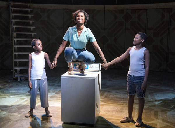 Photo Flash: First Look at CAROLINE, OR CHANGE