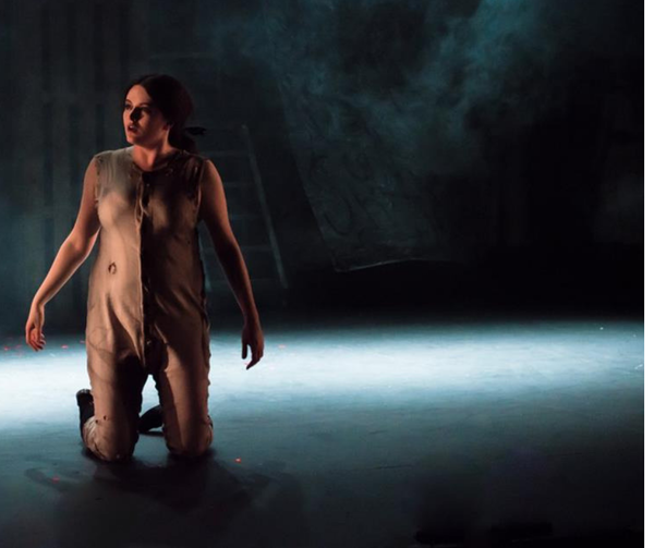 Photo Flash: DRACULA Comes To Smock Alley Theatre, Dublin, This Halloween