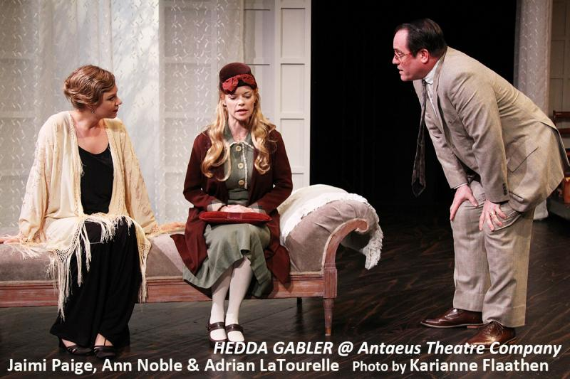 BWW Interview: Ann Noble BLISSfully Acting, Writing & Giving Back