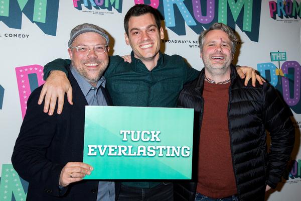 Nathan Tysen, Robert Lenzi, Chris Miller