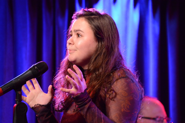 Photo Coverage: AT THIS PERFORMANCE Presents BROADWAY FRIGHT NIGHT