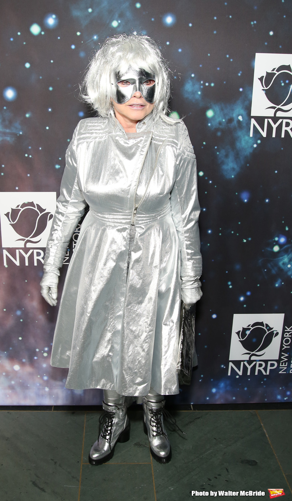 Photo Coverage: Inside Bette Midler's Annual HULAWEEN - 'In the Cosmos'