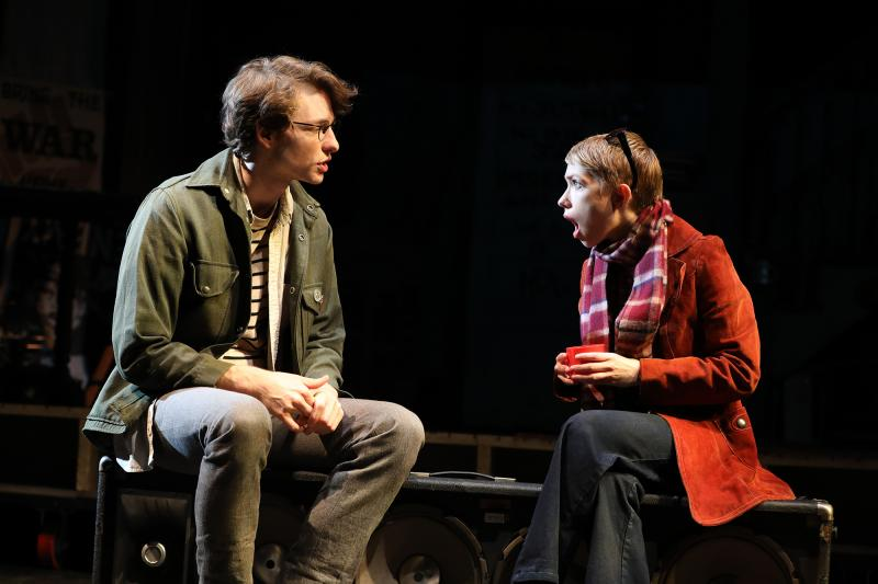BWW Review: Steven Levenson's Charming and Funny DAYS OF RAGE Takes a Sentimental Look at Young '60s Activists