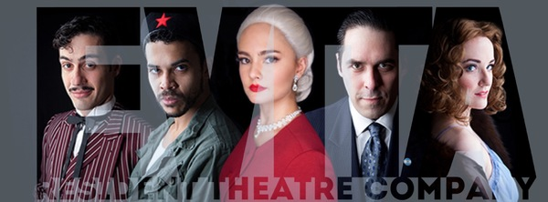 Photo Flash: A Look at the Cast of Resident Theatre Company's EVITA
