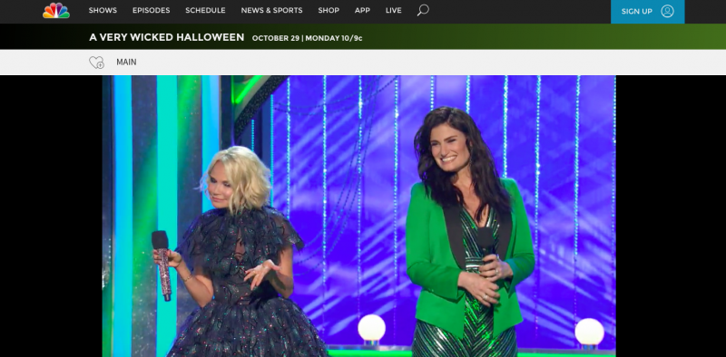 Thank Goodness! Watch the Full A VERY WICKED HALLOWEEN Special