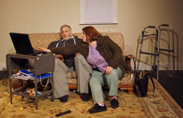 Photo Flash: First Look at Mad Horse Theatre's THE WHALE