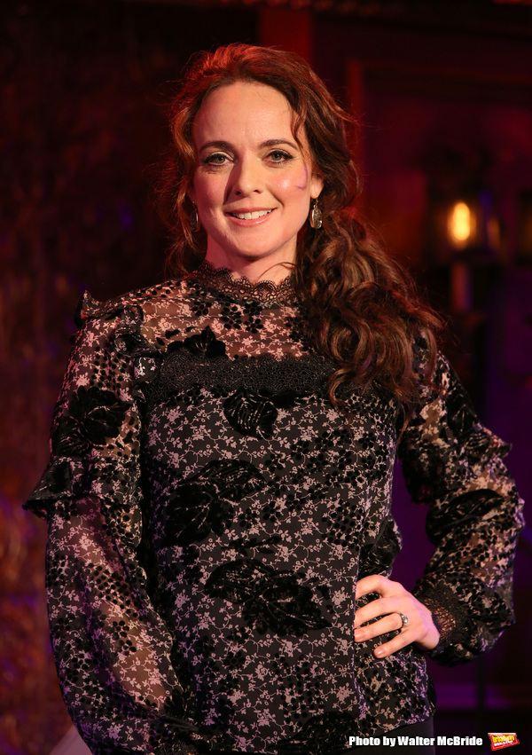 Photo Coverage: Melissa Errico Previews Her Latest Show At Feinstein's/54 Below