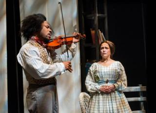 BWW Review: THE AGITATORS at Mosaic Theater Company