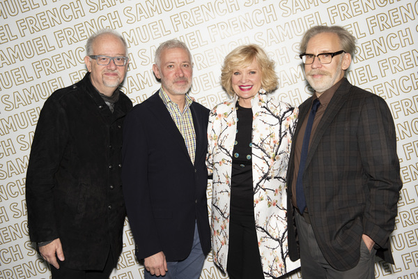 Doug Wright, Scott Frankel, Christine Ebersole