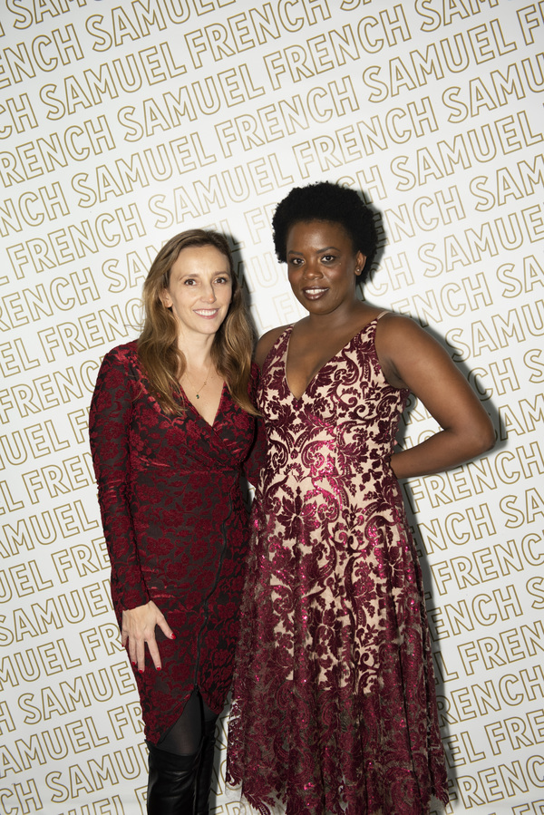 Photo Flash: Christine Ebersole, Sydney Lucas And More Attend The 2018 Samuel French Awards