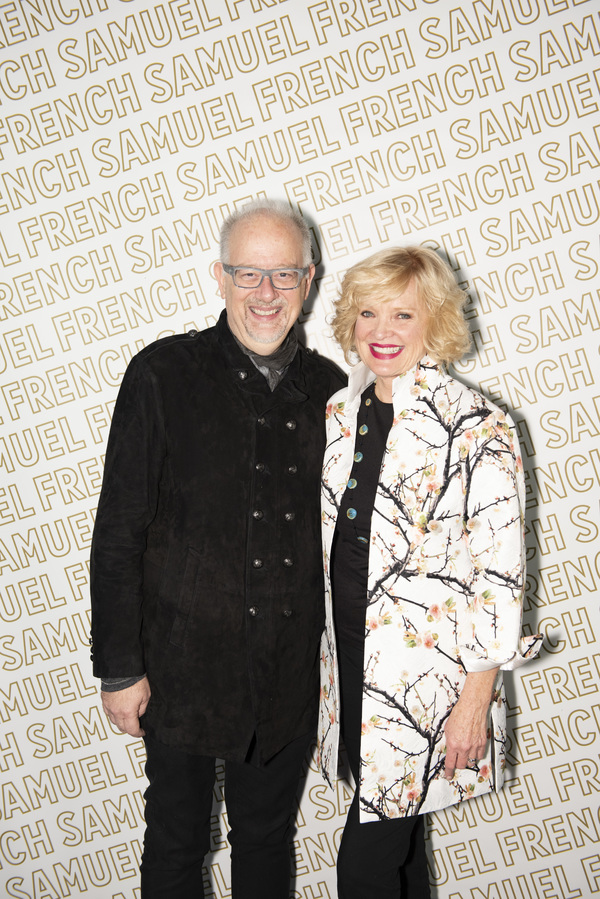 Christine Ebersole and Doug Wright