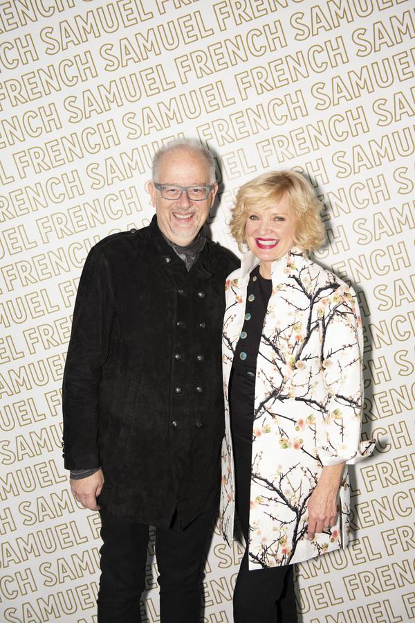 Christine Ebersole and Doug Wright Photo