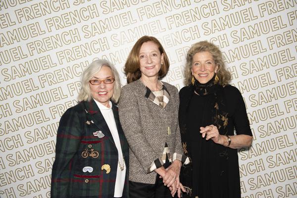 Marsha Norman, Heidi Ettinger, and Lucy Simon
