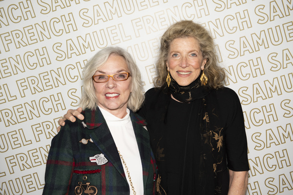 Marsha Norman and Lucy Simon Photo