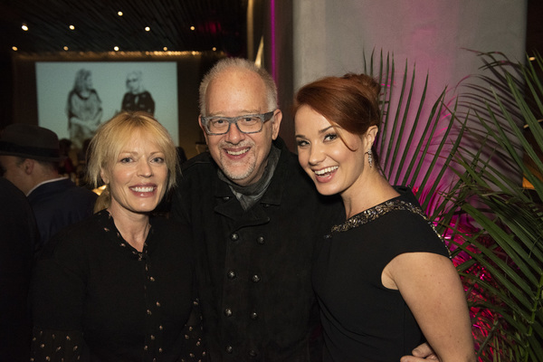 Sherie Renee Scott, Doug Wright, and Sierra Boggess