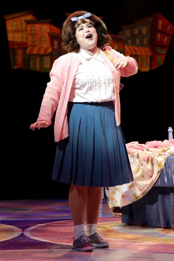 Brooke Shapiro as Tracy Turnblad
