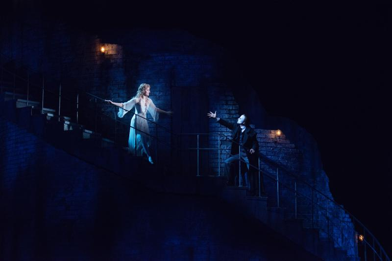BWW Interview: When Dreams Come True! 23 Year Old Graduate Had a Dream She Joined The PHANTOM ensemble. Six Months Later She is playing Christine Daae