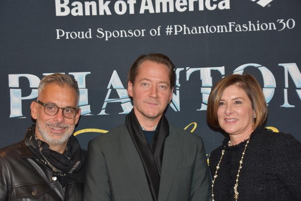 Joe Mantello, Paul Marlow and Debi Larrison