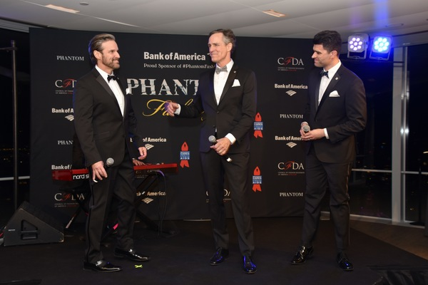 Photo Coverage: The Stars Arrive at the PHANTOM FASHION 30 Event