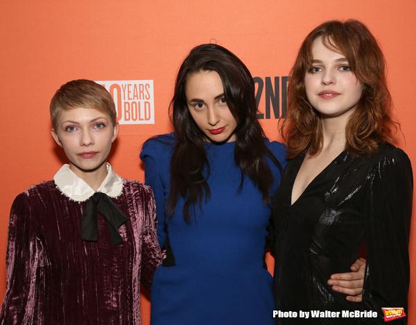 Tavi Gevinson, Lauren Patten and Odessa Young