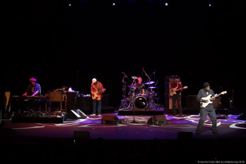 BWW Review: BLUES NIGHT - with Buddy Guy, Johnny Gallagher and Manu Lanvin at the Opera Garnier Monte-Carlo