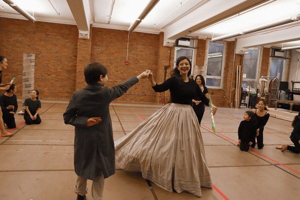 Photo Coverage: Getting To Know The Cast of THE KING AND I National Tour!