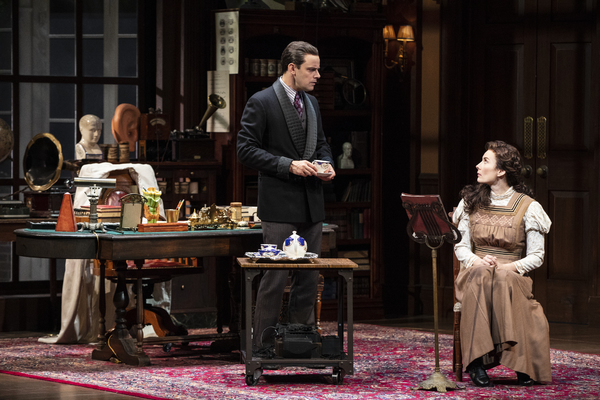 Photo Flash: You'll Grow Accustomed to Her Face! First Look at Laura Benanti in MY FAIR LADY