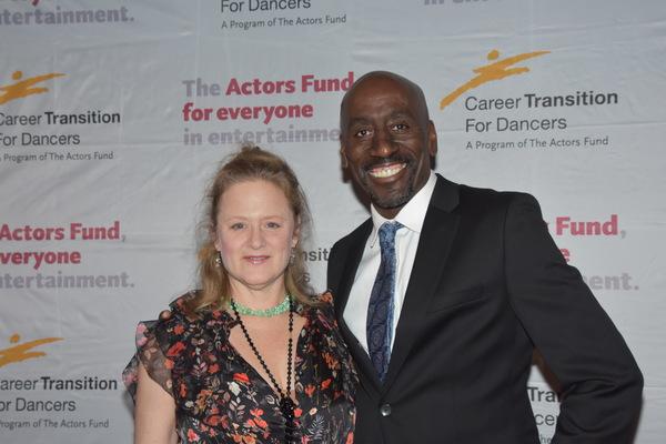 Nicole Fosse and Lloyd Culbreath