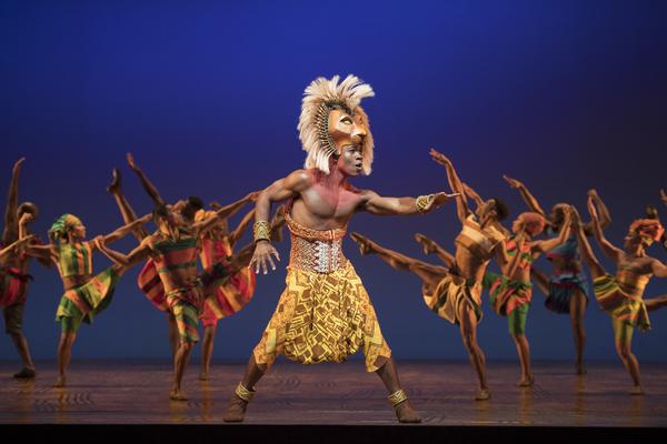 Photo Flash: THE LION KING Celebrates 21 Years on Broadway
